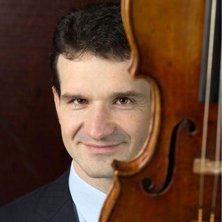 Le violoniste Svetlin Roussev. [Julien Benhamou - svetlinroussev.com]