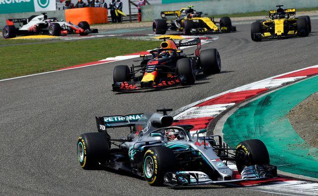 Formule 1 [Franck Robichon - Keystone]