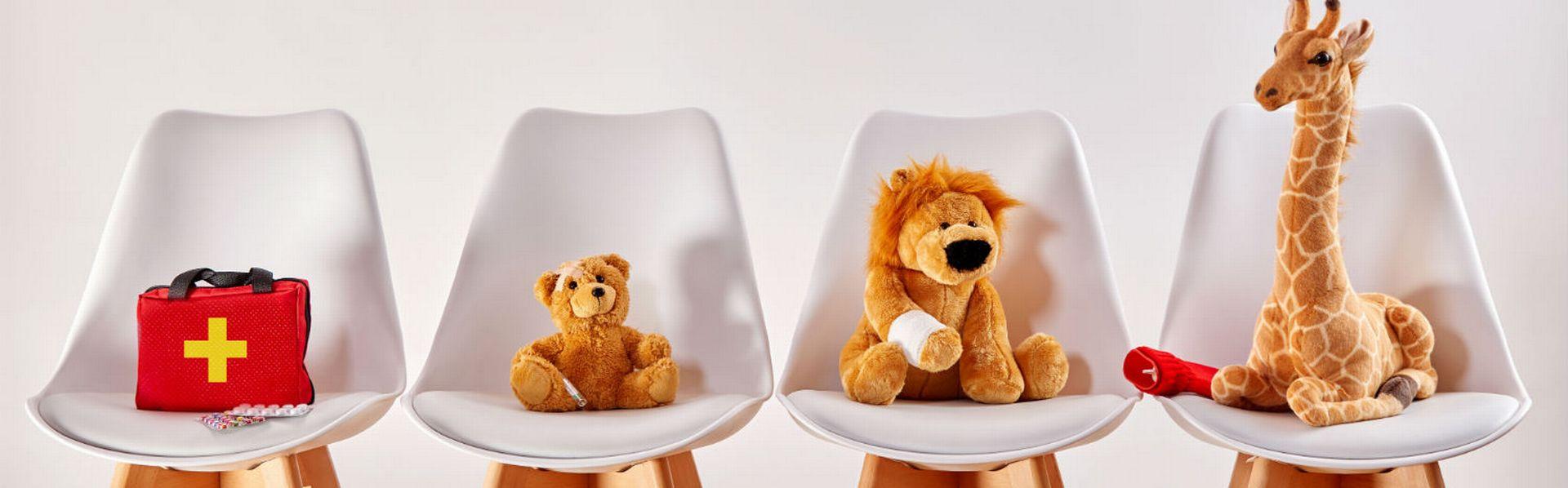 Le dossier sur l'hôpital expliqué aux enfants de RTS Découverte [© exclusive-design - Fotolia]