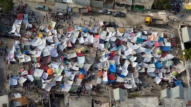 Haïti sur RTS Découverte. [Logan Abassi - UN Photo]