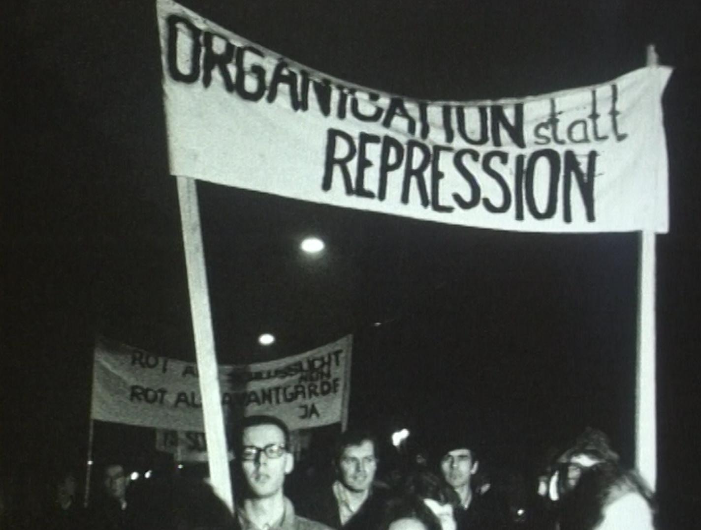 Mai 68 à Zurich