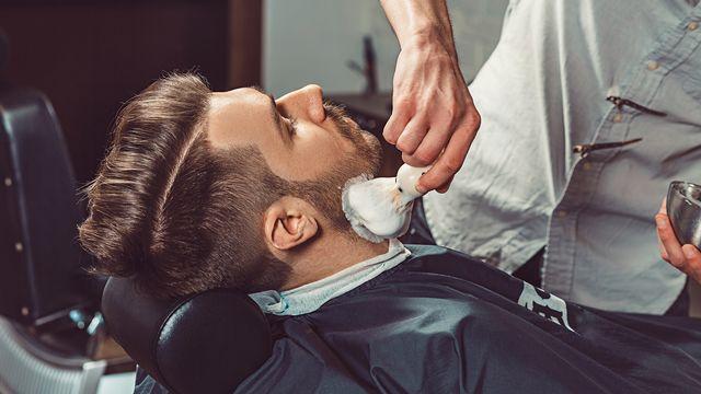 Chez le barbier. [master1305 - Fotolia]