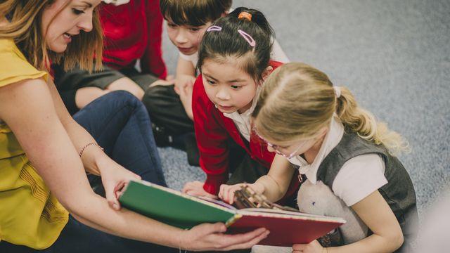 Éducation [© dglimages - Fotolia]