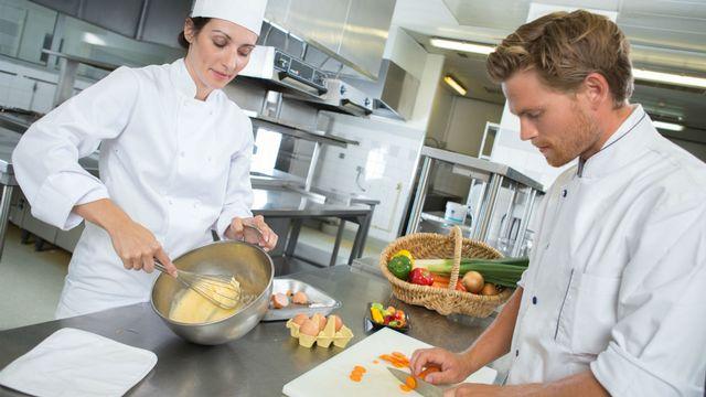Cuisinier [© auremar - Fotolia]
