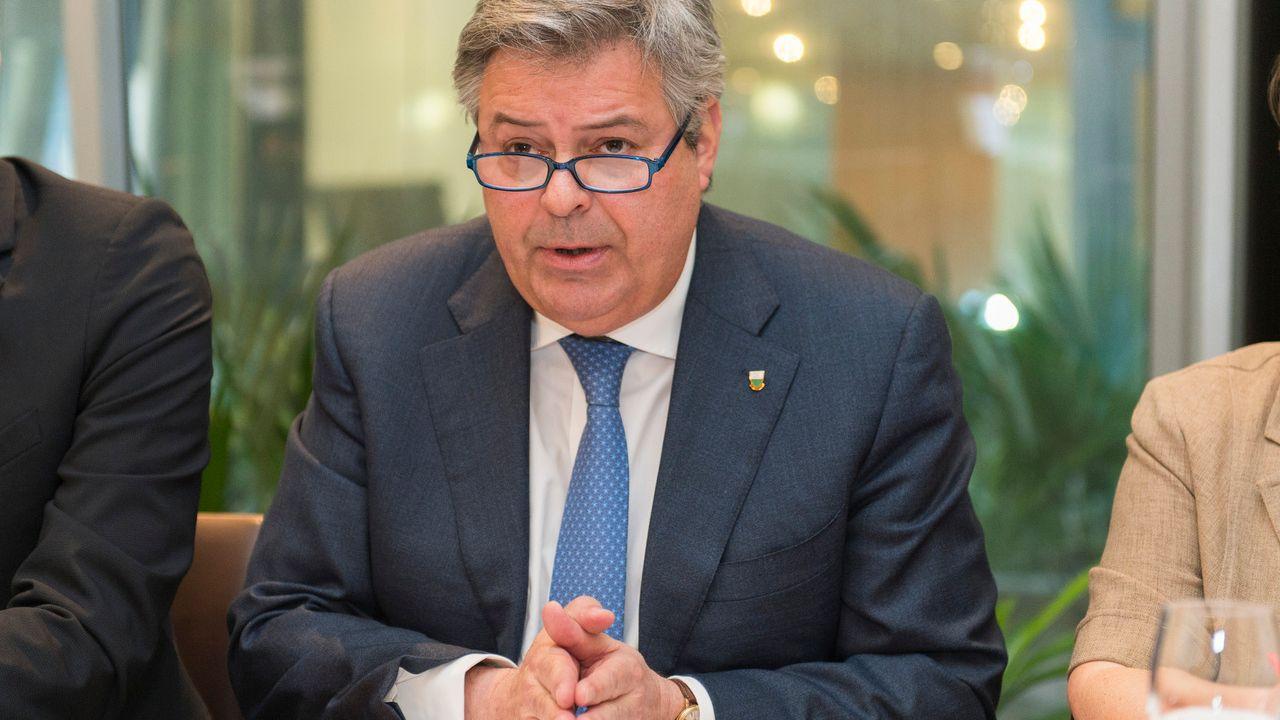 Marc-Olivier Buffat succède dès ce jeudi à Frédéric Borloz à la tête du PLR Vaud. [Thomas Delley - Keystone]