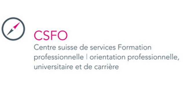 CSFO, le Centre suisse de services, formation professionnelle, orientation professionnelle, universitaire et de carrière. [CSFO - http://www.csfo.ch]
