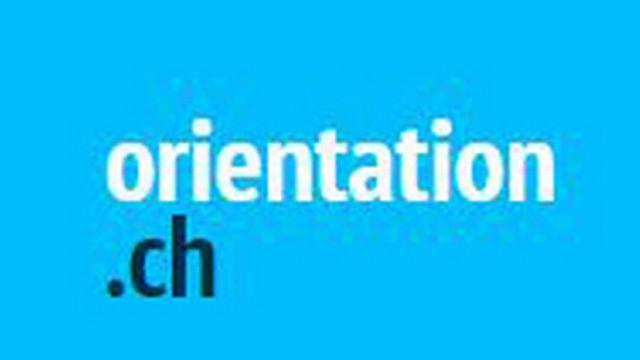 Le portail officiel suisse d'information de l'orientation professionnelle, universitaire et de carrière. [© orientation.ch - www.orientation.ch]