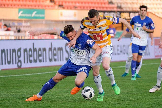 Les deux équipes se sont neutralisées à La Pontaise. [Martin Meienberger - Freshfocus]