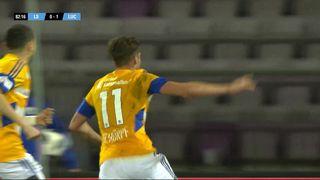 30e journée, Lausanne-Sport - FC Lucerne (0-1): Lausanne s'incline [RTS]