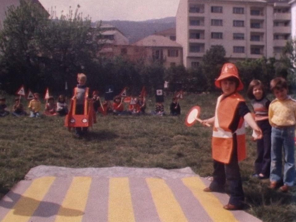 Apprendre à traverser: un jeu d'enfants [RTS]