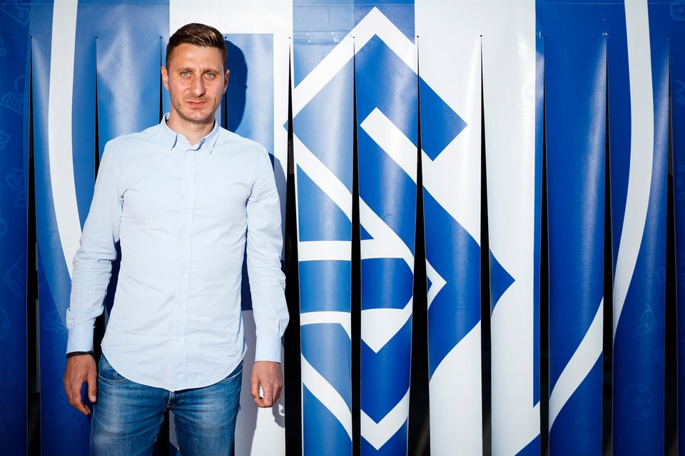Ilija Borenovic succède à Fabio Celestini. [Valentin Flauraud - Keystone]