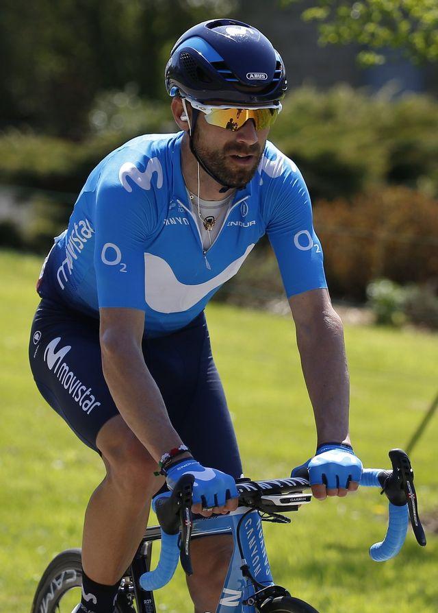 Valverde veut imiter Merckx. [Julien Warnand - Keystone]