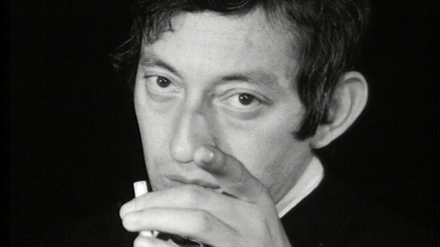 Serge Gainsbourg chante l'un des tubes des années 60. [RTS]