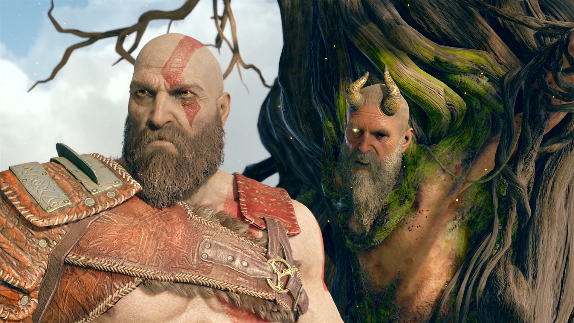 "Visuel de ""God of War""."