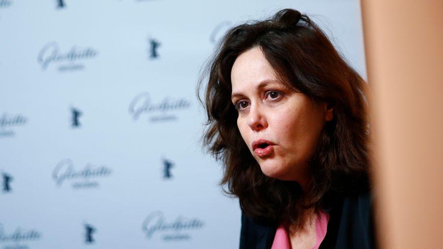 """Maria Augusta Ramos, réalisatrice de """"The Trial"""", meilleur long métrage de la 49e édition de Visions du réel."""