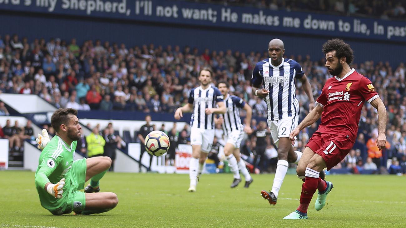 Premier League - Liverpool : Taquin, Salah se moque de Lovren