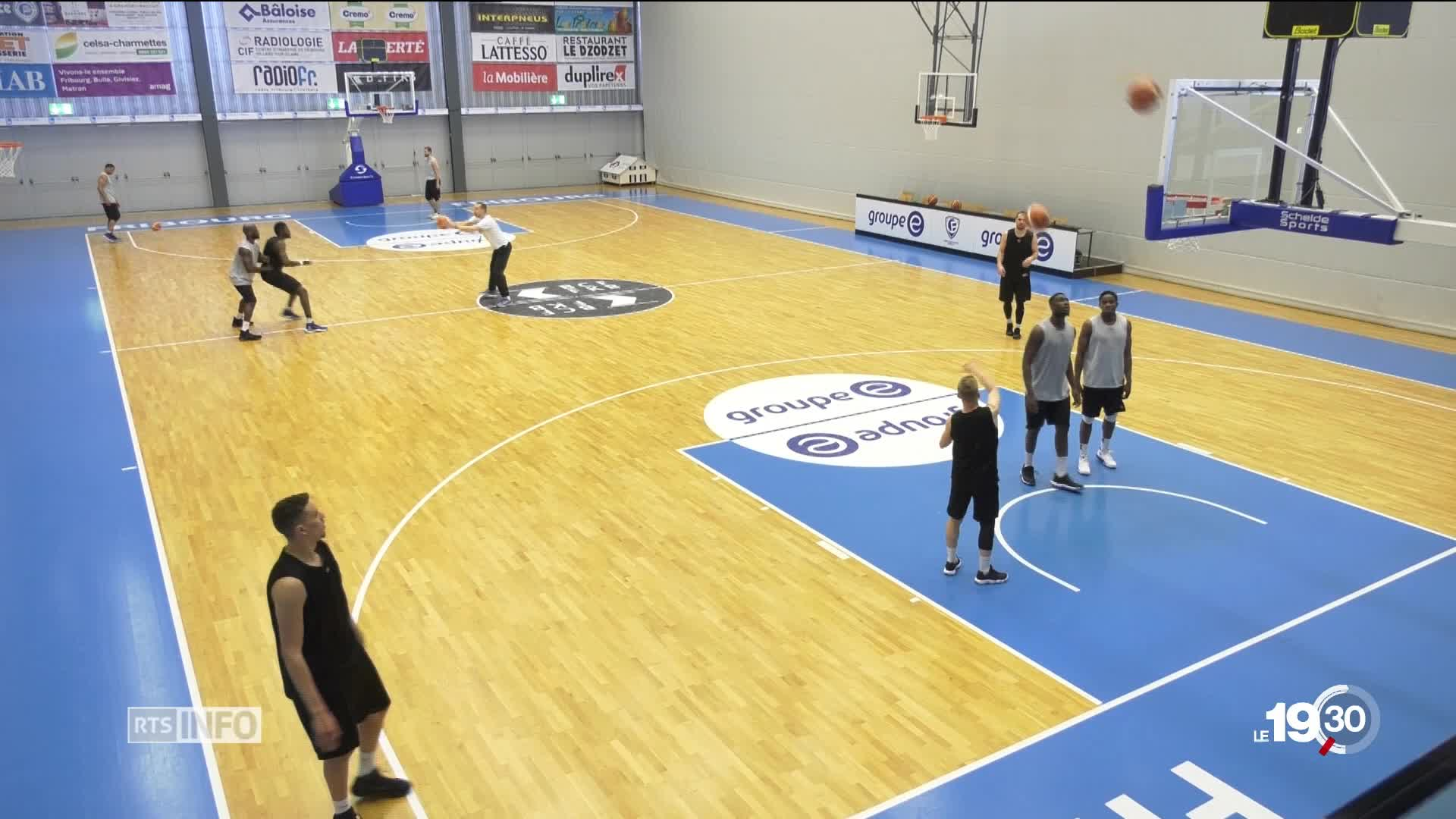 Basket-ball: le Fribourg Olympic diffuse son aura depuis 60 ans