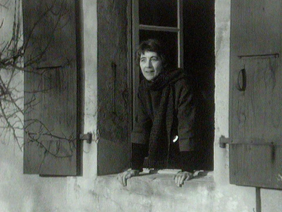 Pierrette Micheloud en 1971 [RTS]