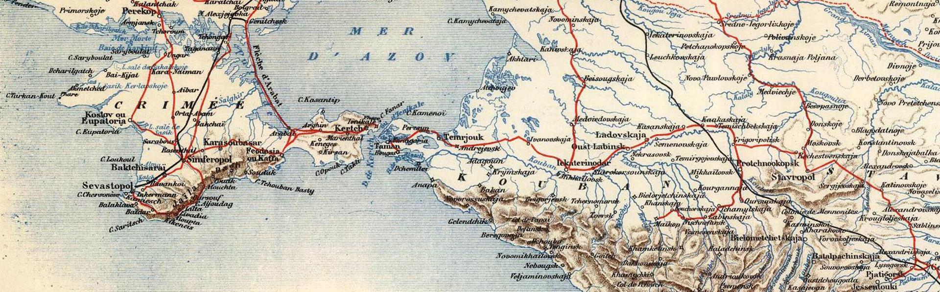 La Crimée sur RTS Découverte. [Jouvet et Cie. - Wikimedia Commons]