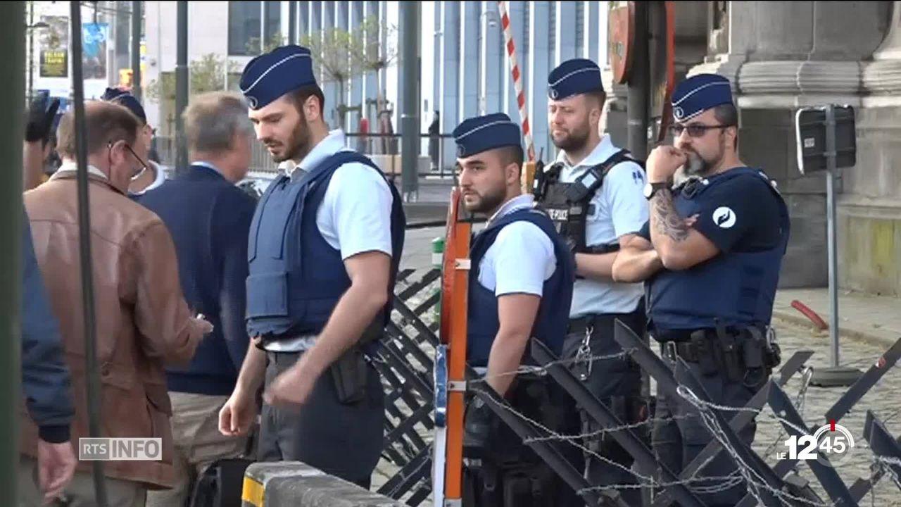 Salah Abdeslam a été condamné à 20ans de réclusion par la justice belge [RTS]
