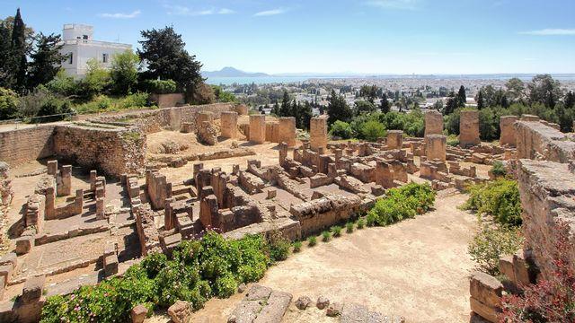 Les ruines de Carthage. [© Erika - Fotolia]