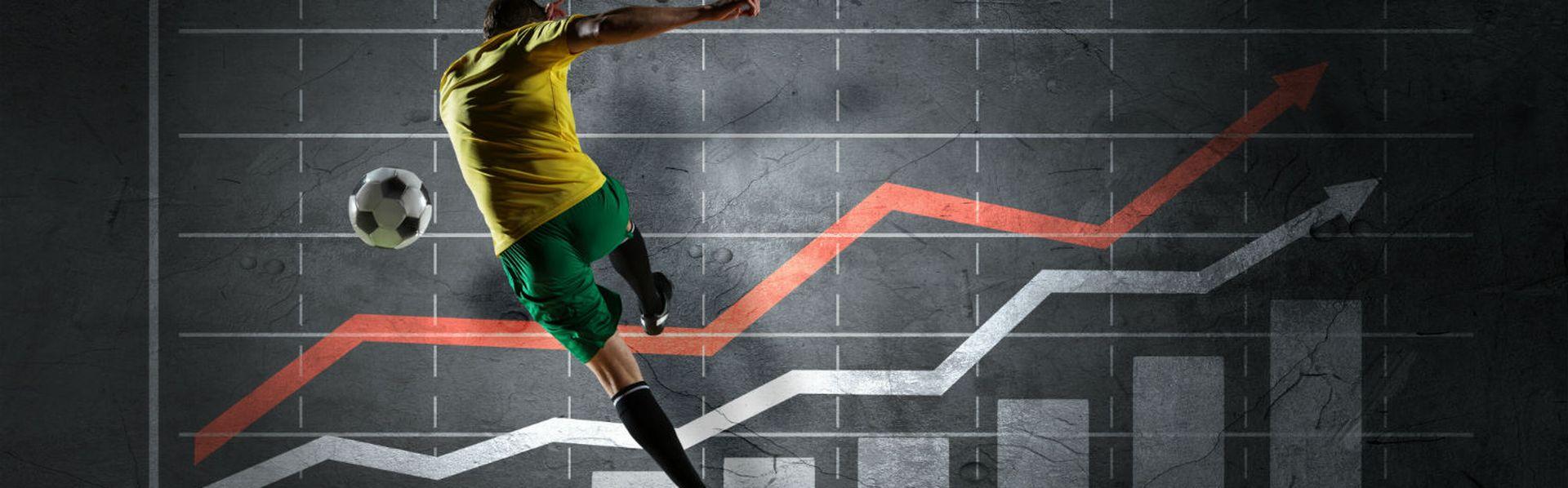 Le dossier sur le foot et les statistiques de RTS Découverte [© Sergey Nivens - Fotolia]