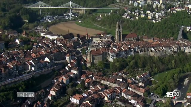 Tour de Romandie: le prologue sous le soleil fribourgeois [RTS]