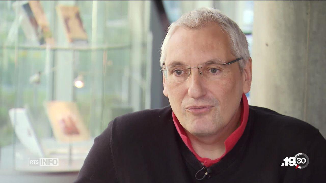 Joël Boissard, acquitté, bonne nouvelle pour les médias suisses [RTS]