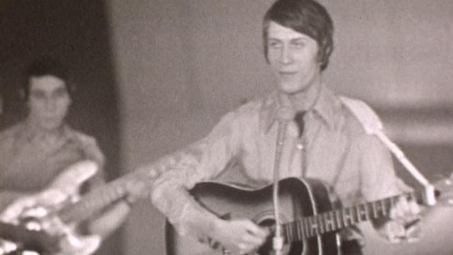 Jacques Dutronc en 1966. [RTS]
