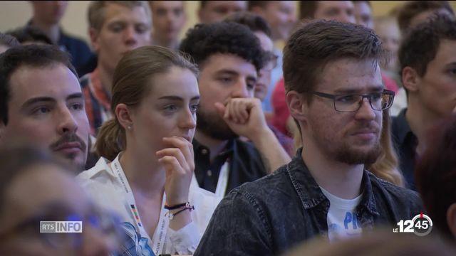Concours Jeunes et Sciences à Neuchâtel: la science appelle les jeunes [RTS]