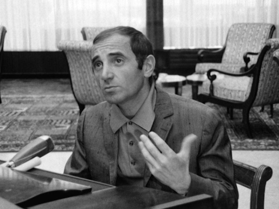 Charles Aznavour [RTS]
