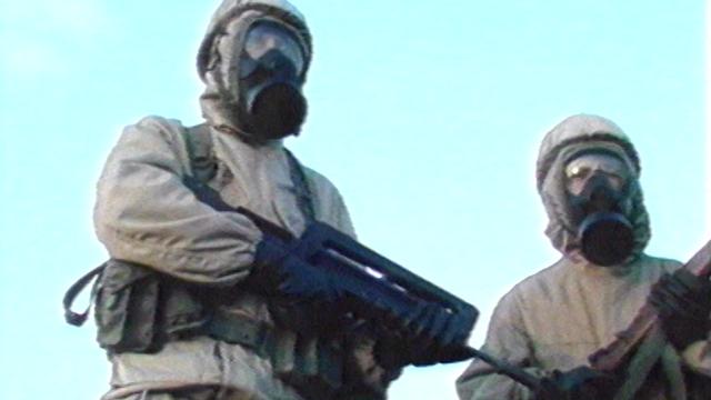 Les armes chimiques, armes de la terreur. [RTS]