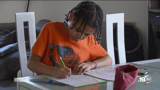 EPFL: Mathys, 11 ans, et le programme pour surdoués [RTS]