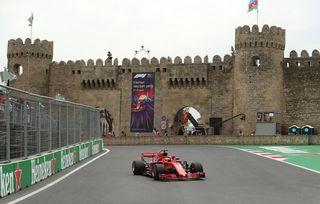 Vettel a une nouvelle fois été le plus rapide. [Zurab Kurtsikidze - Keystone]