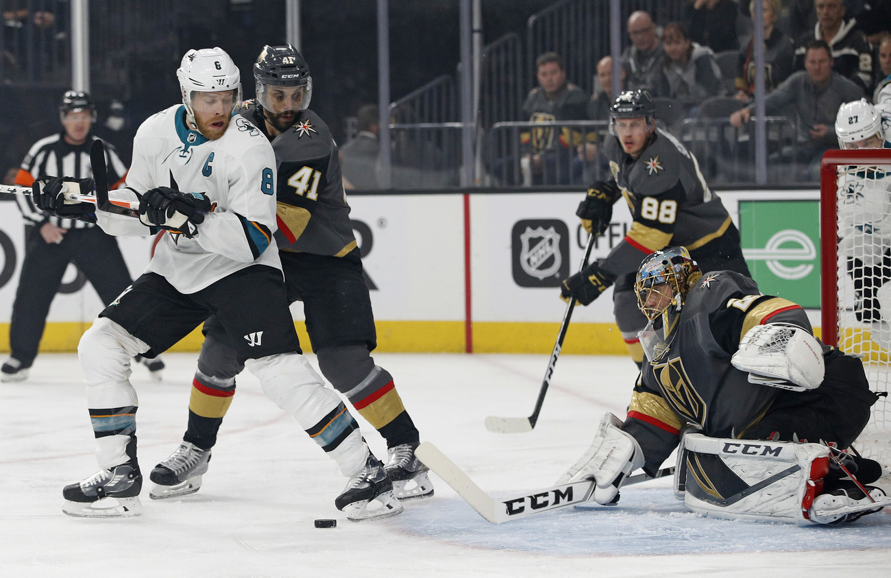 EN DIRECT: Sharks 0 - Golden Knights 0