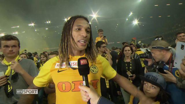 Football - Super League: Young Boys devient champion de Suisse face à Lucerne [RTS]