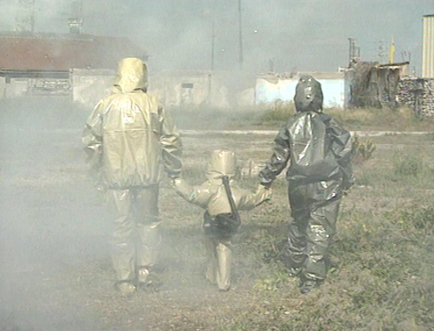 Les armes chimiques
