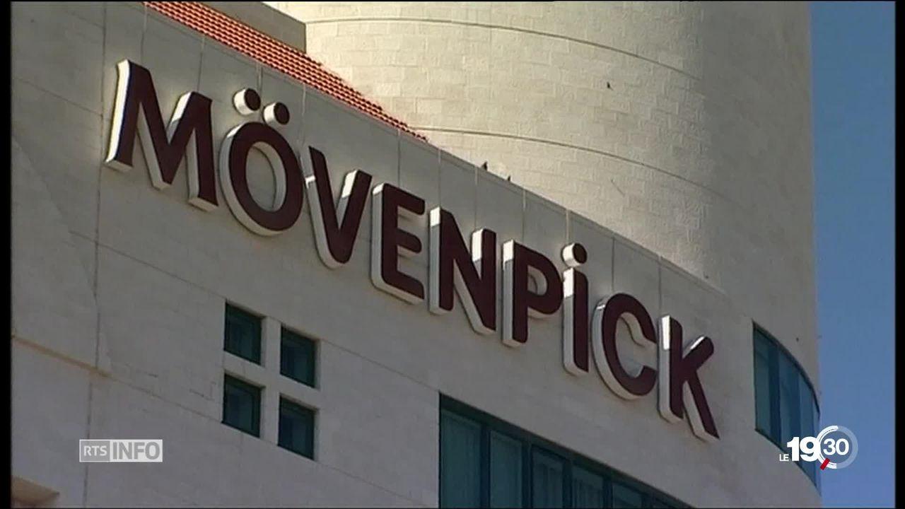 Les hôtels Mövenpick ont été rachetés par le groupe français Accor [RTS]