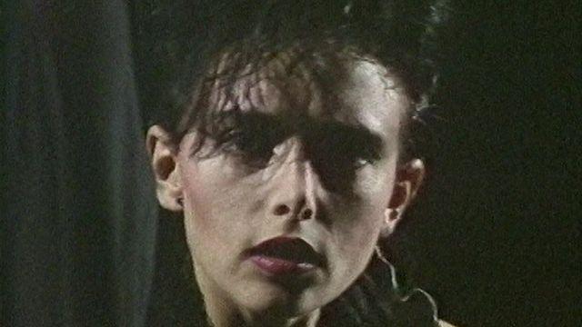 Jeanne Mas en 1986. [RTS]