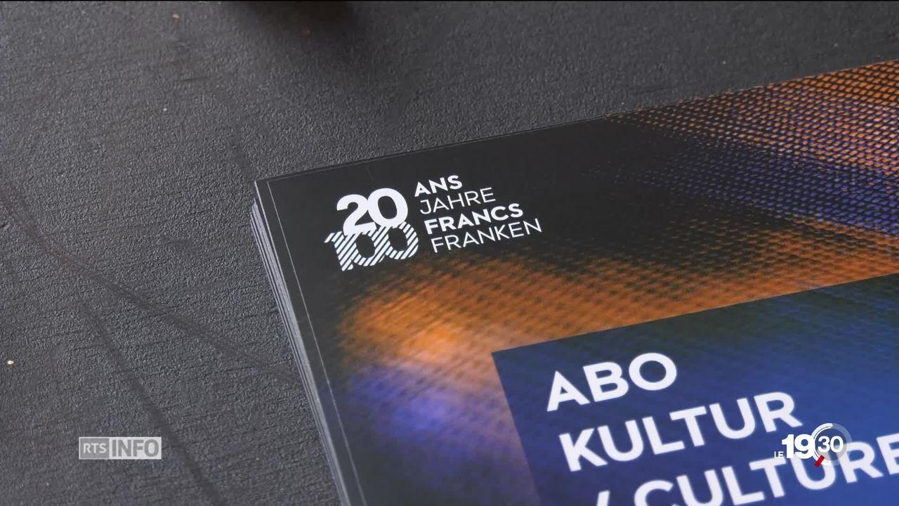 Un sésame de 100 francs pour accéder à 3000 lieux culturels [RTS]