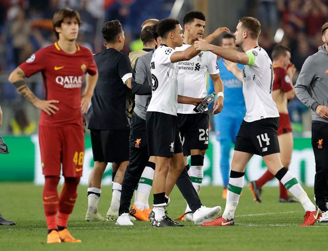 L'AS Rome a raté le coche à l'aller et Liverpool s'est montré minimaliste au retour. [Andrew Medichini - Keystone]