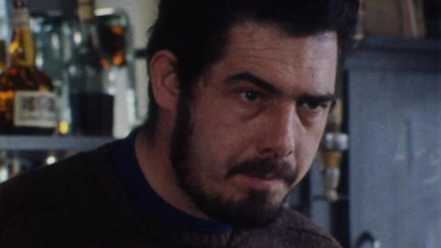 Ex-commandant de la branche armée de l'ETA réfugiés en France, 1974. [RTS]