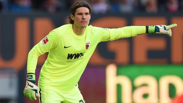 Maillot THIRD Borussia Dortmund Marwin Hitz