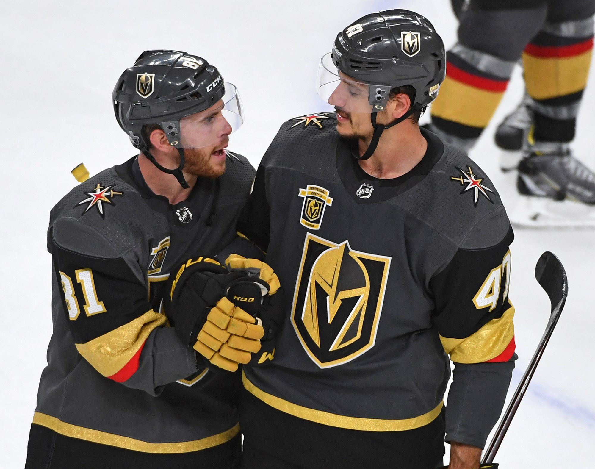 Golden Knights et Tampa Bay qualifiés — NHL