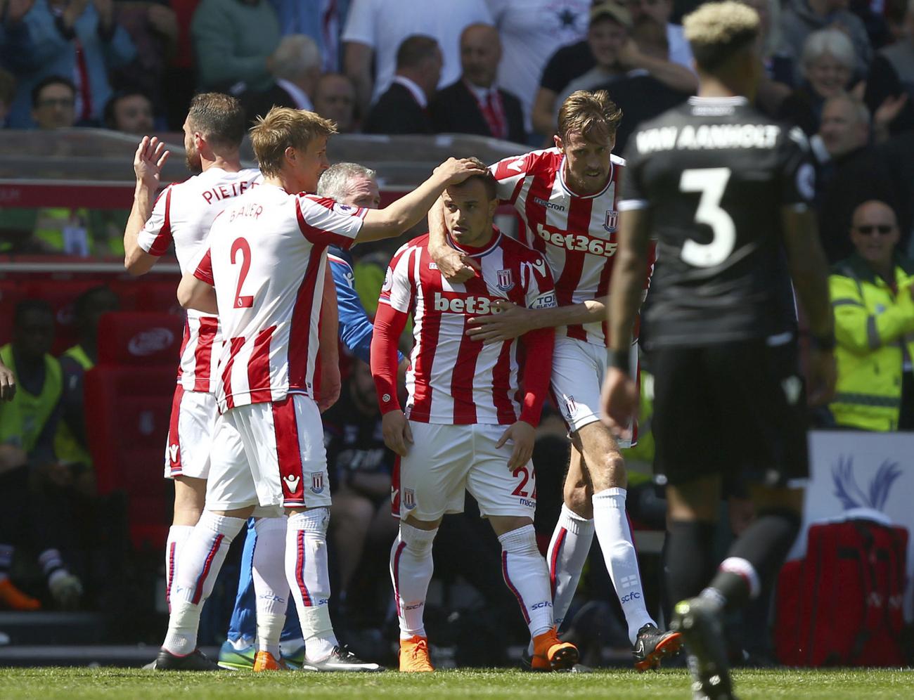 Angleterre Mame Biram Diouf Et Stoke City relégués en deuxième division