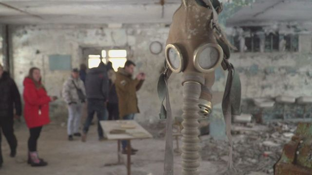 Mes vacances à Tchernobyl [RTS]