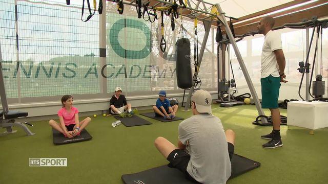 Tennis: les académies sont devenues tendances en Europe [RTS]