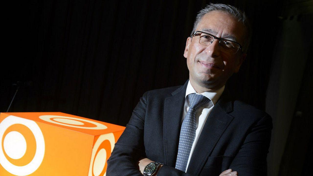 Jean-Luc Moner-Banet, directeur général de la Loterie Romande, président de la World Lotery Association. [Laurent Gilliéron - Keystone]