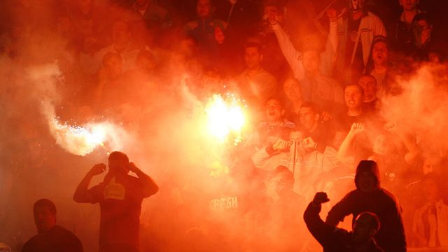 Football et sécurité. [© Nebojsa - Fotolia]