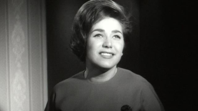 Anita Traversi, une habituée de l'Eurovision. [RTS]